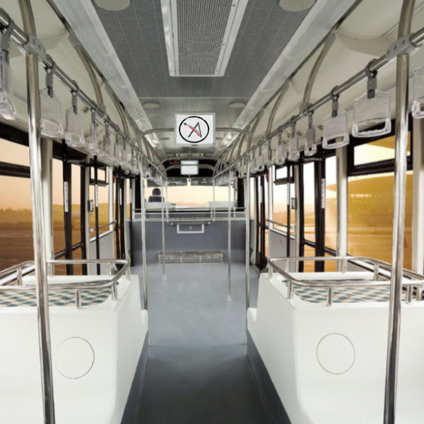 airfield bus-interior