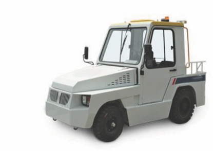 Baggage Tow truck-2