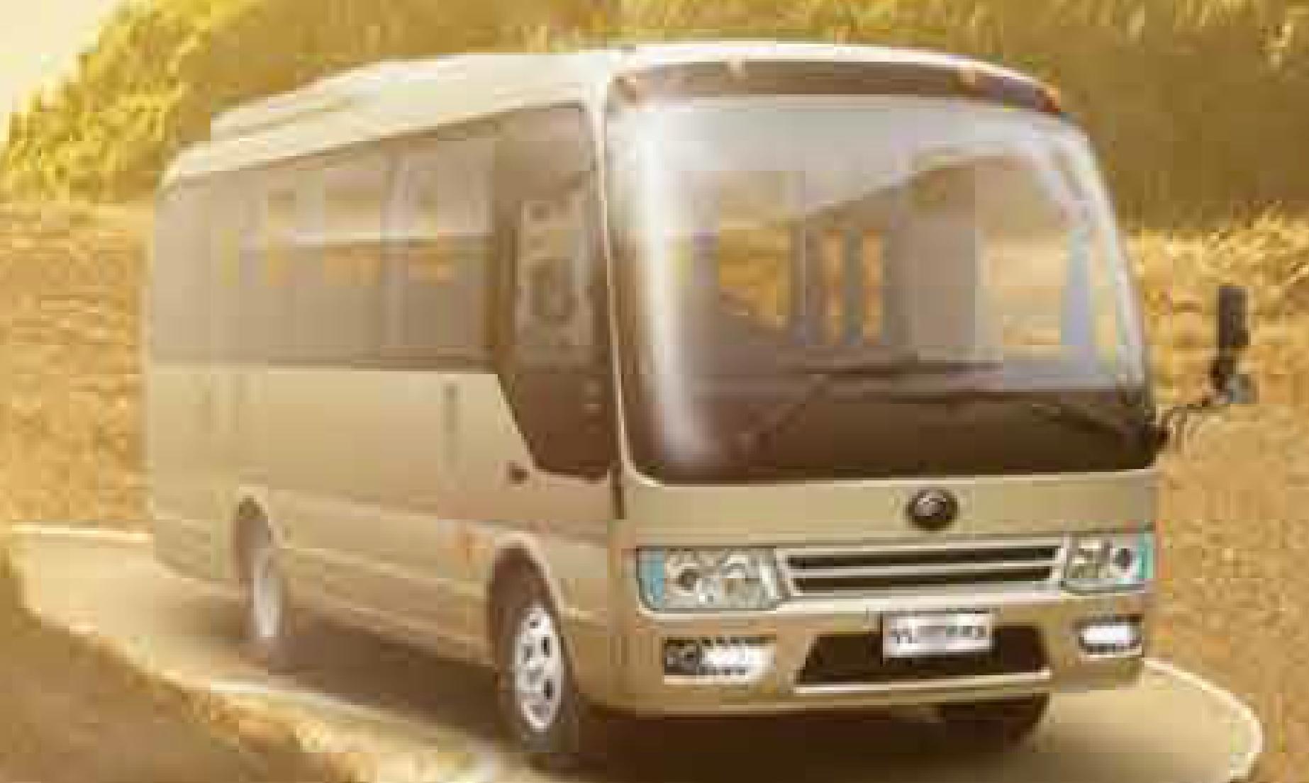 Passenger Bus AB-110